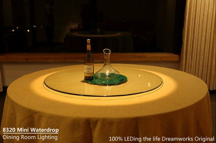LED svítidlo se zoomem LEDing the life
