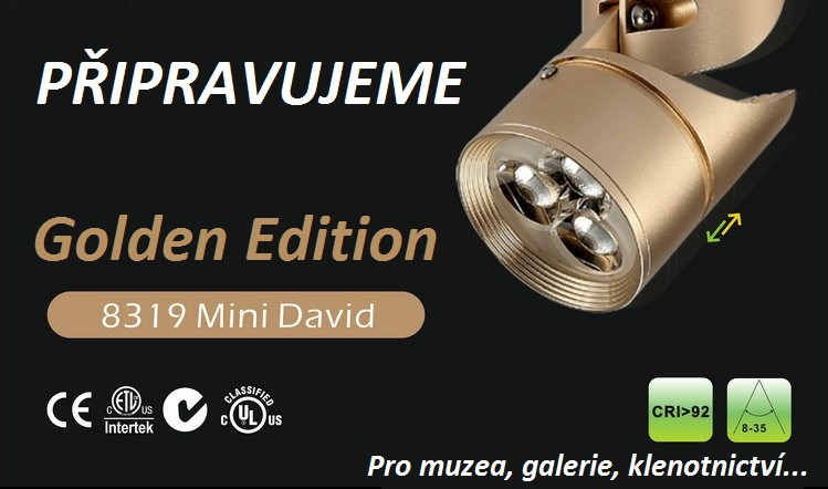 golden mini david
